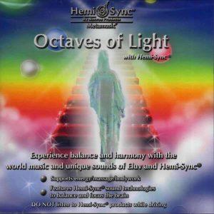 Octaves of Light with Hemi-Sync® (Octave de lumină cu Hemi-Sync®)